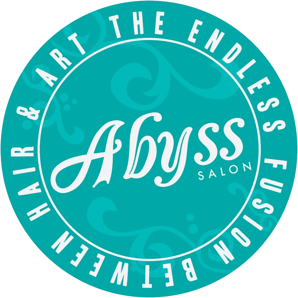 abyss hair salon logo